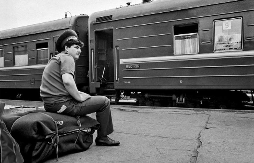 Odchod sovětských vojsk z Milovic
