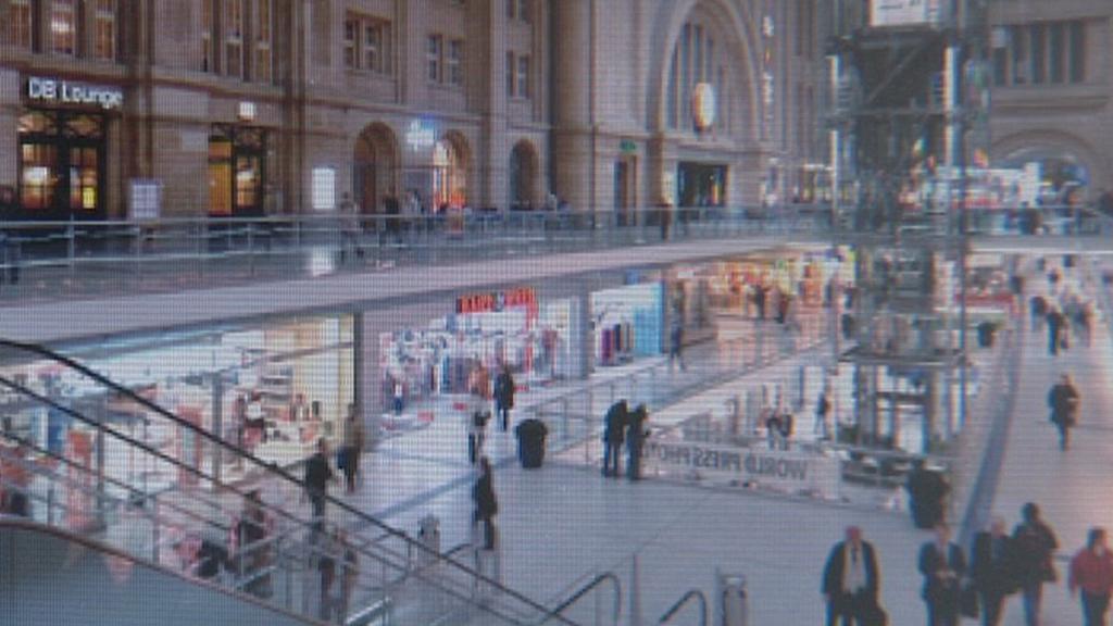 Představa nákupního centra