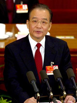 Wen Ťi-pao