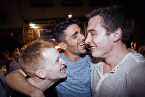 Radost amerických gayů