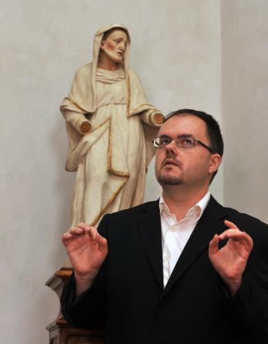 Historik Karel Maráz