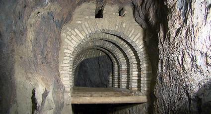 Důlní komora v Příbrami
