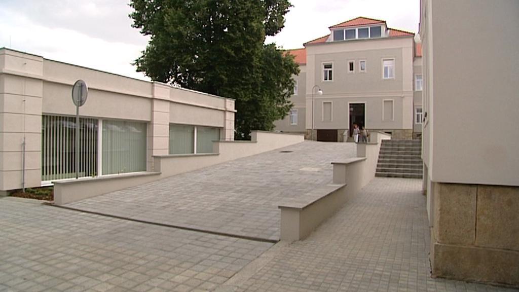 Justiční areál v Plzni
