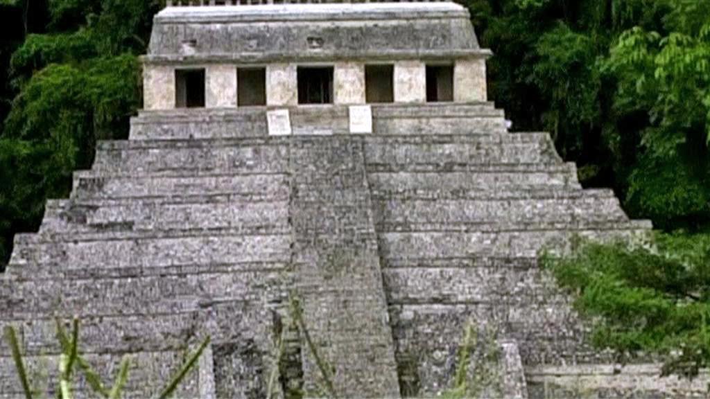 Mexický Palenque