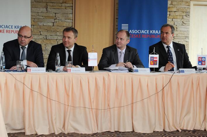 Jednání Asociace krajů ČR
