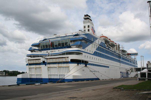 Baltský trajekt