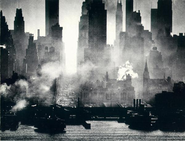 Andreas Feininger / 42nd Street, NY