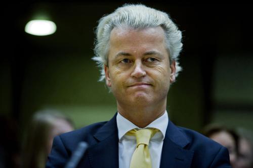 Wilders podle soudu nepodněcoval k nenávisti vůči muslimům