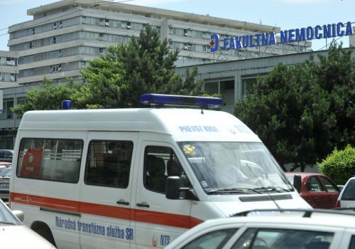 Bratislavská nemocnice na Kramárech