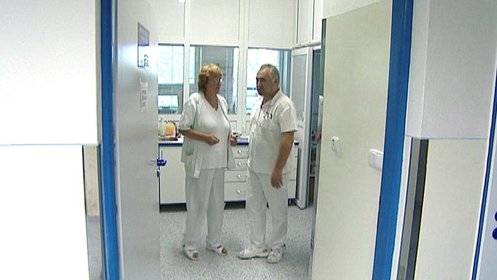 Slovenští lékaři
