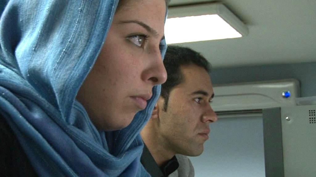 Redaktorka afghánské televize TOLO