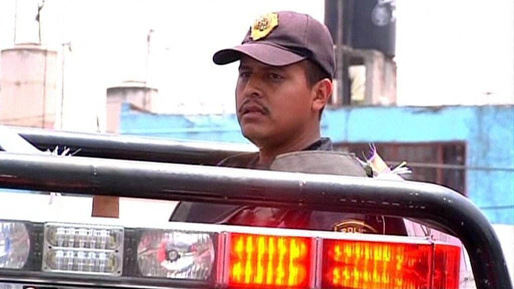 Mexický policista
