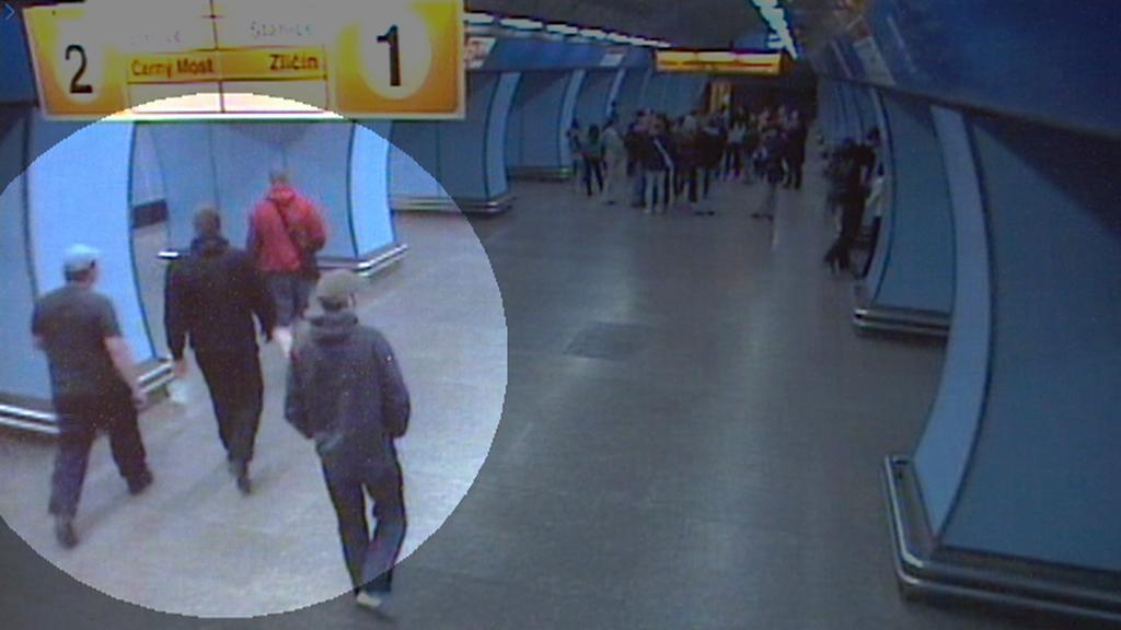 Násilníci v metru