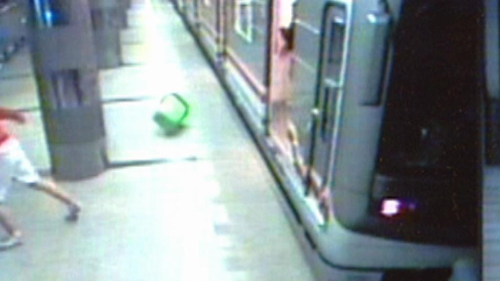Agrese v metru