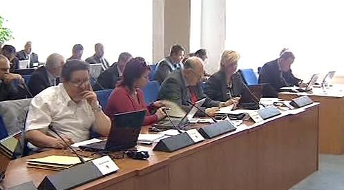Jednání zastupitelstva Libereckého kraje