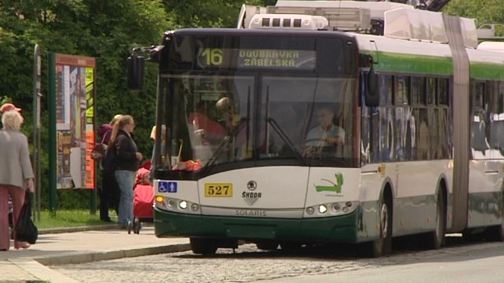 Plzeňský trolejbus