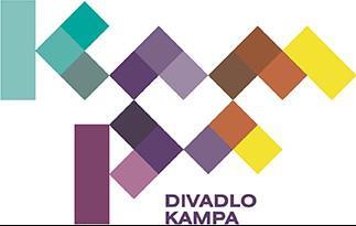Divadlo Kampa / logo
