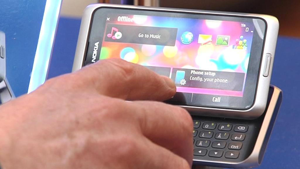 Chytrá Nokia