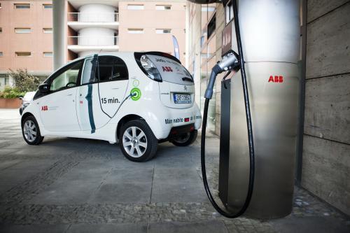 Rychlonabíjecí stanice pro elektromobily