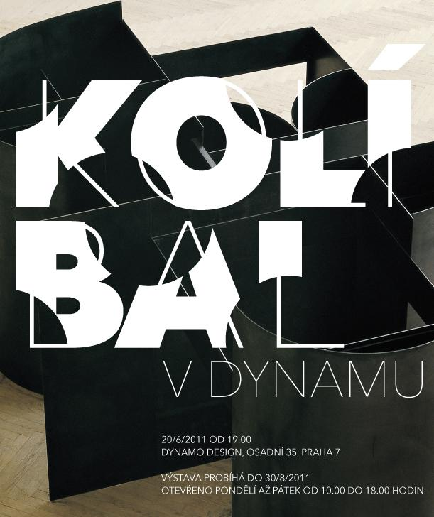 Stanislav Kolíbal / plakát