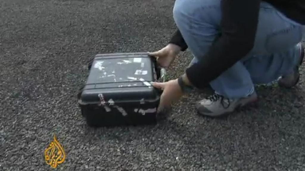 Internet v kufru