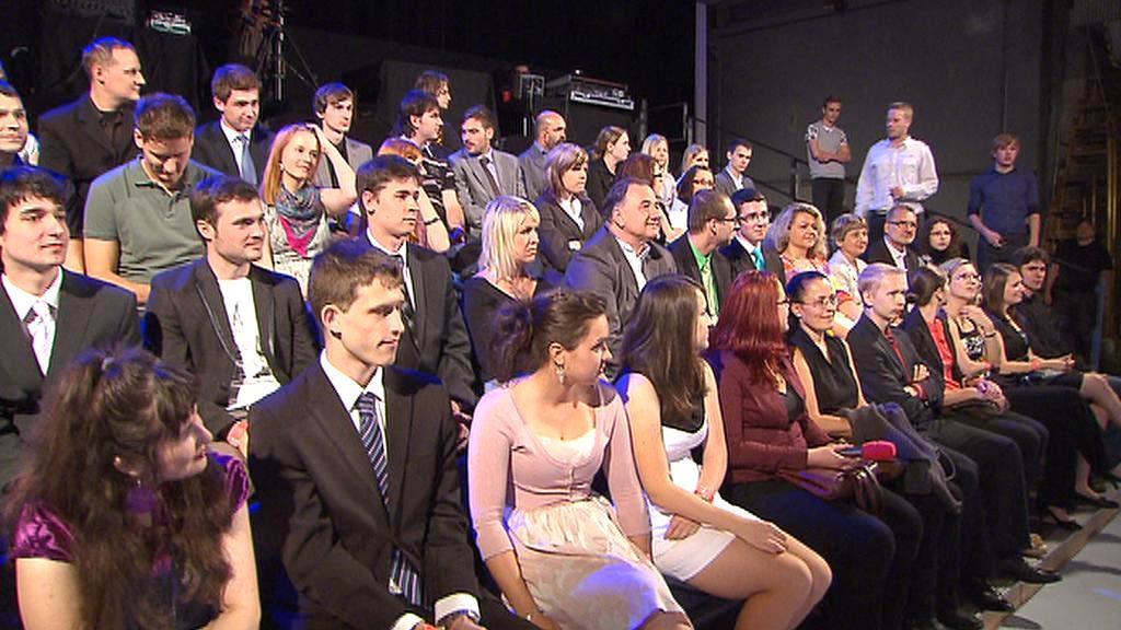 Publikum speciálního vydání OVM