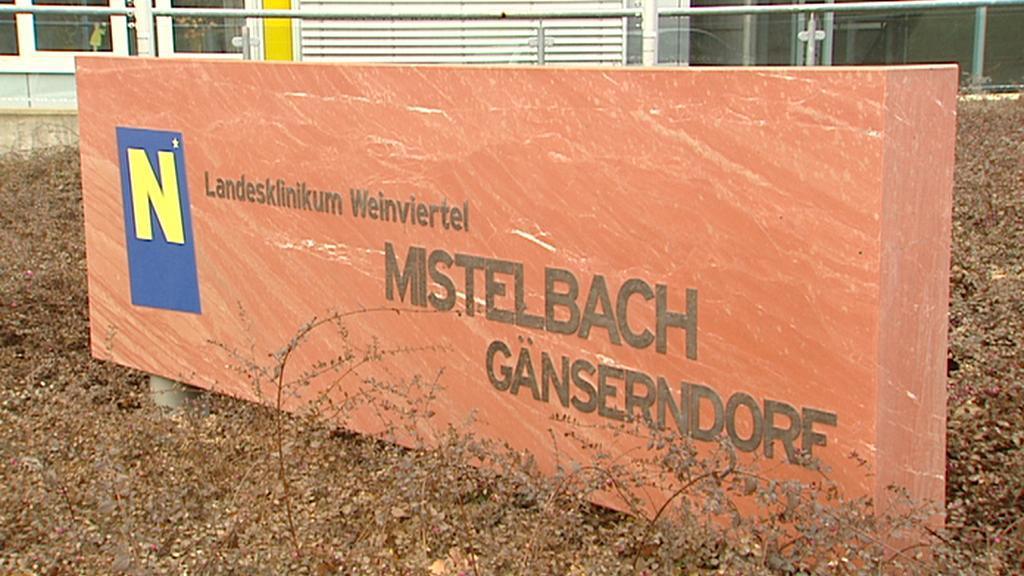 Nemocnice v Mistelbachu