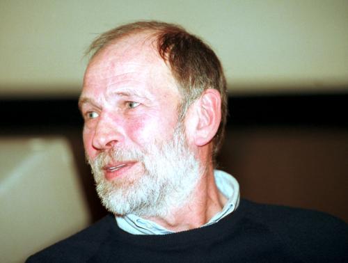 Dušan Pálka na archivním snímku