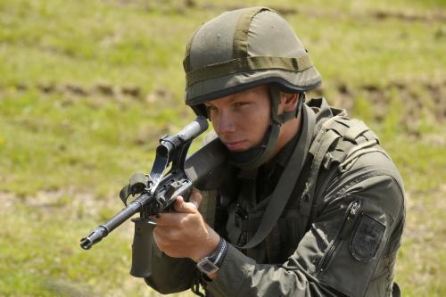 Bahna 2011 - jednotka polské armády