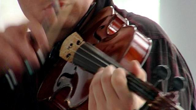 Tónová přehrávka houslí
