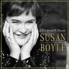 První album Susan Boyleové