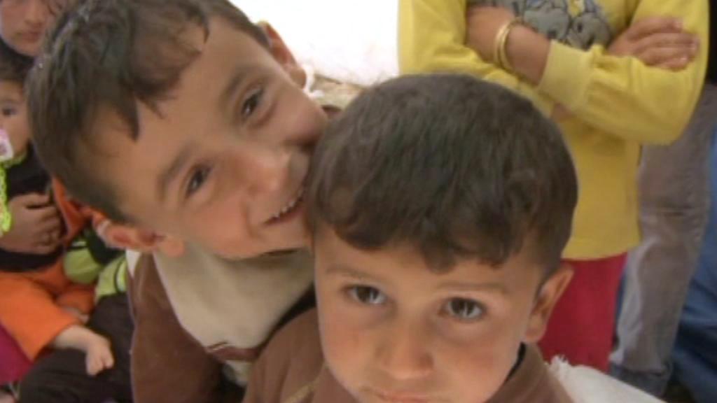 Syrští uprchlíci v Turecku