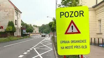 Most v České Těšíně