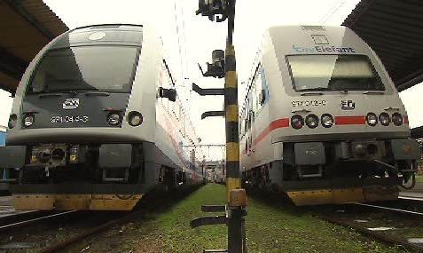 Moderní vlaky