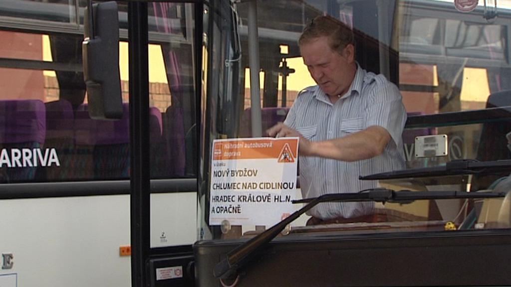 Náhradní autobusová doprava