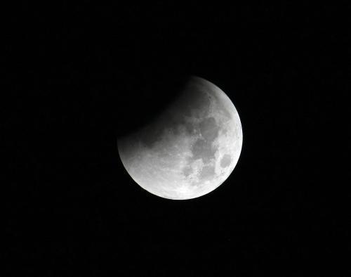 Zatmění Měsíce - Filipíny Manilla