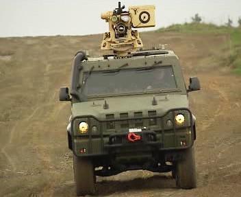 Obrněné vozidlo Iveco