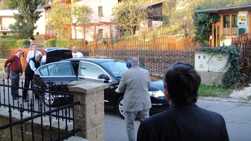 Advokát vítá jako vrah z Devínské Nové Vsi své hosty