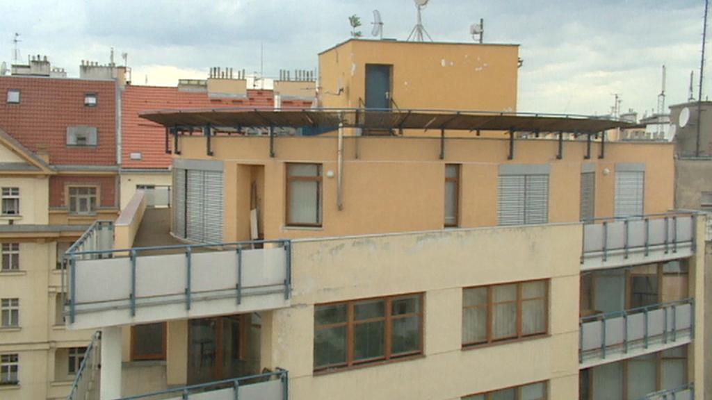 Jeden z bytů Františka Dohnala