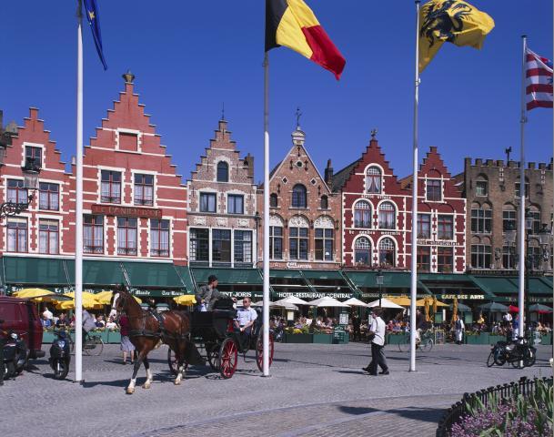 Belgické Bruggy