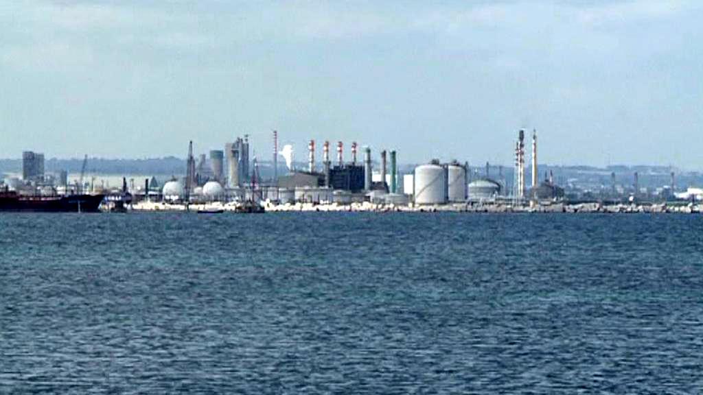 Solární projekt Archimedes na Sicílii