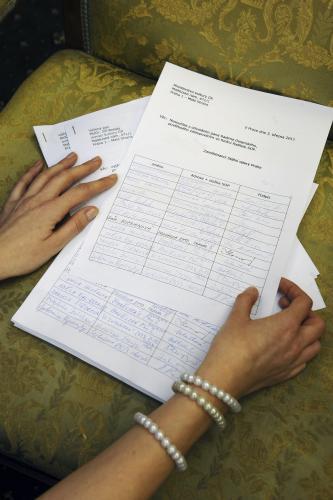 Petice na podporu Radima Dolanského