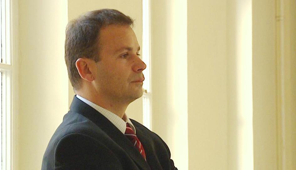 Polský lobbista Jacek Spyra
