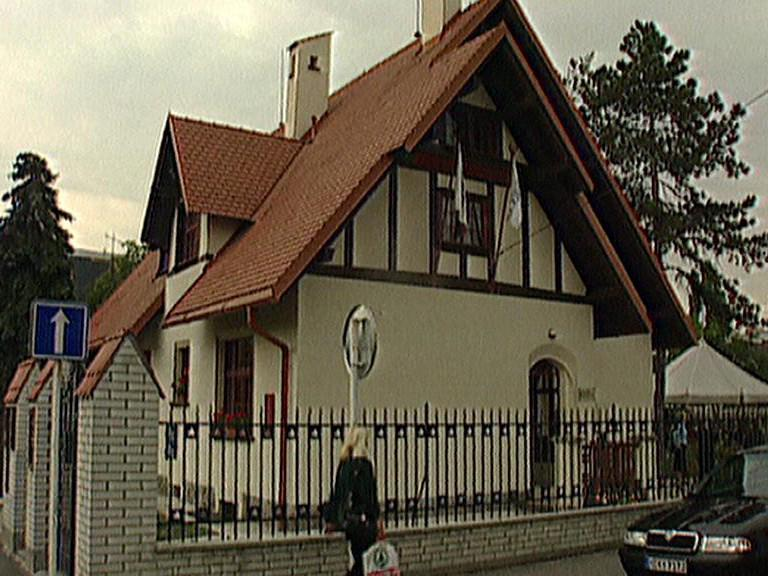 Jan Kotěra / Trmalova vila