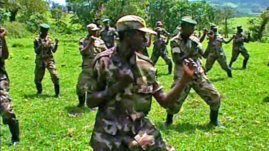 Súdánští vojáci
