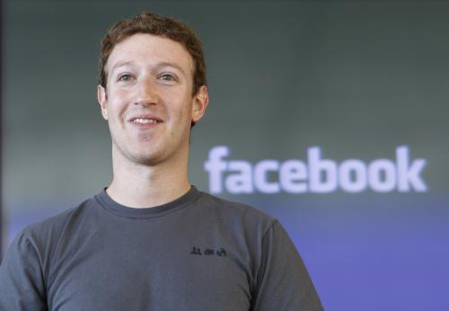 Mark Zuckerberg a jeho Facebook