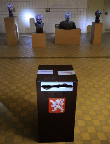 Výstava Volby - Jak jsme v historii (ne)volili