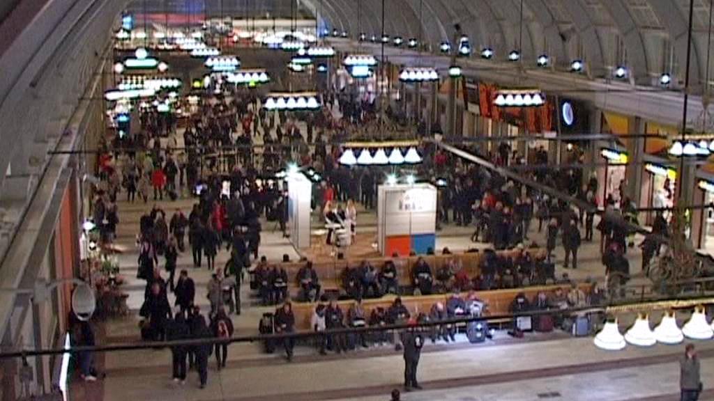 Stockholmské hlavní nádraží