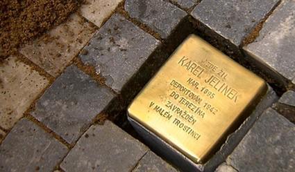 Stolpersteine - Kameny zmizelých