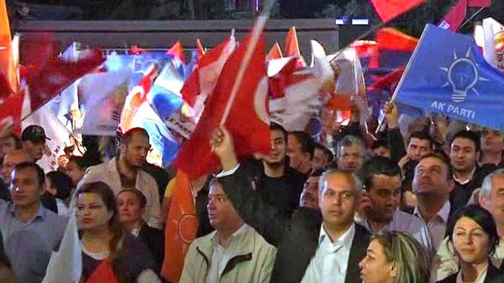 Povolební Turecko